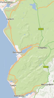 Where is the Mawddach Estuary?